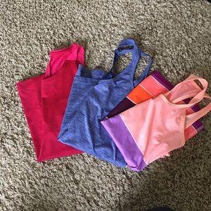 Active wear tank top bundle!!